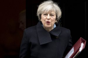 UK PM May expected to reveal resignation date on Friday