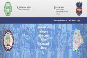 TSLPRB releases preliminary answer keys for written exam at tslprb.in