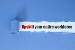 Upskill to upscale: Fitting in the new employment equation