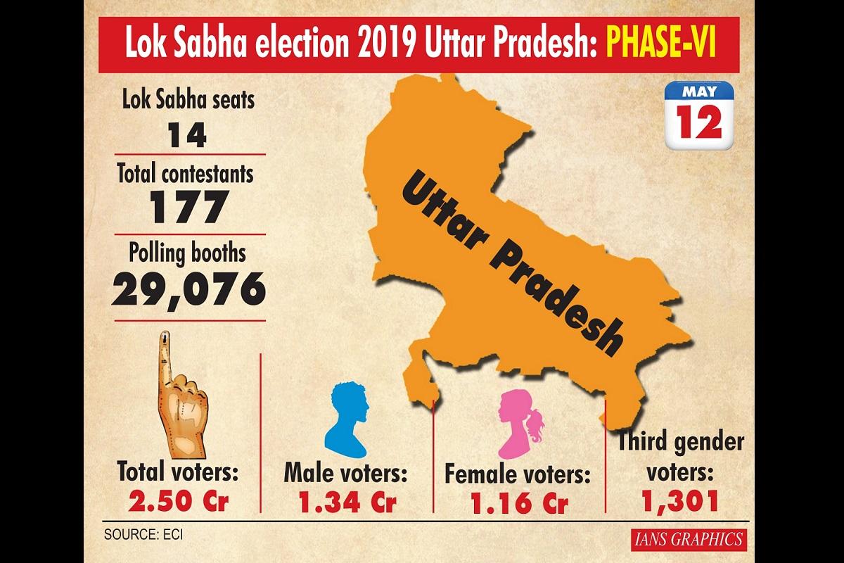 Lucknow, Lok Sabha elections, Uttar Pradesh, Samajwadi Party, AkhileshYadav, Maneka Gandhi, Bharatiya Janata Party, BJP