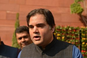 Varun Gandhi sparks controversy with 'Pakistan' reference during election speech