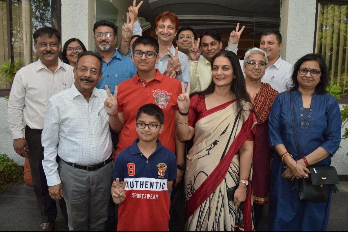 CBSE, Meerut, Vatsal Varshney, All India Topper, Shubh Agarwal, Dipanshu Bisaria, CBSE results