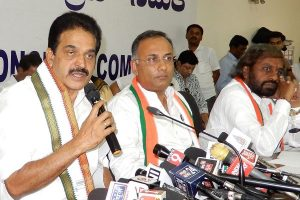 Karnataka Cong MLA abuses KC Venugopal, party top brass, asked to explain in 7 days