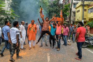 West Bengal: BJP makes inroads in TMC bastion