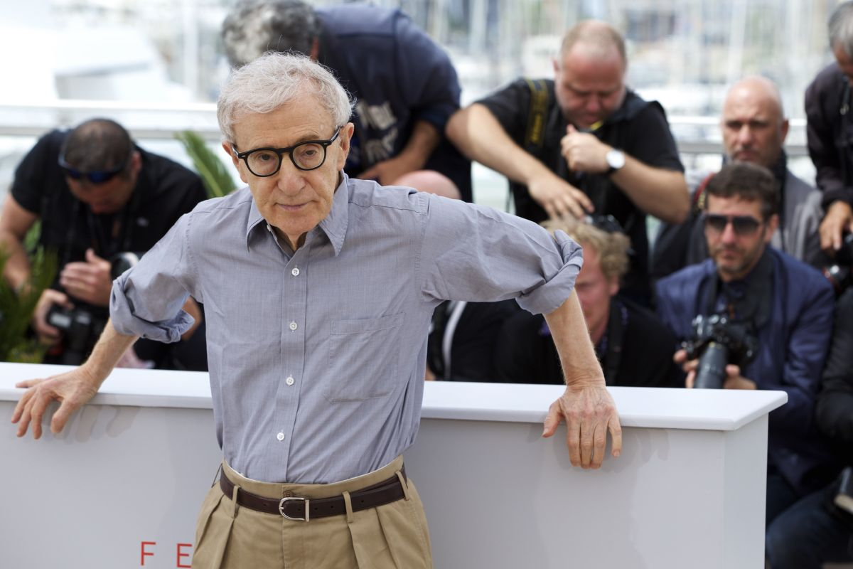 Woody Allen, Amazon, variety.com, Timothée Chalamet, A Rainy Day in New York, #MeToo movement, Dylan Farrow, Rebecca Hall