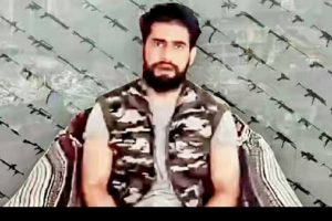 Curfew clamped in Kashmir after Zakir Musa encounter