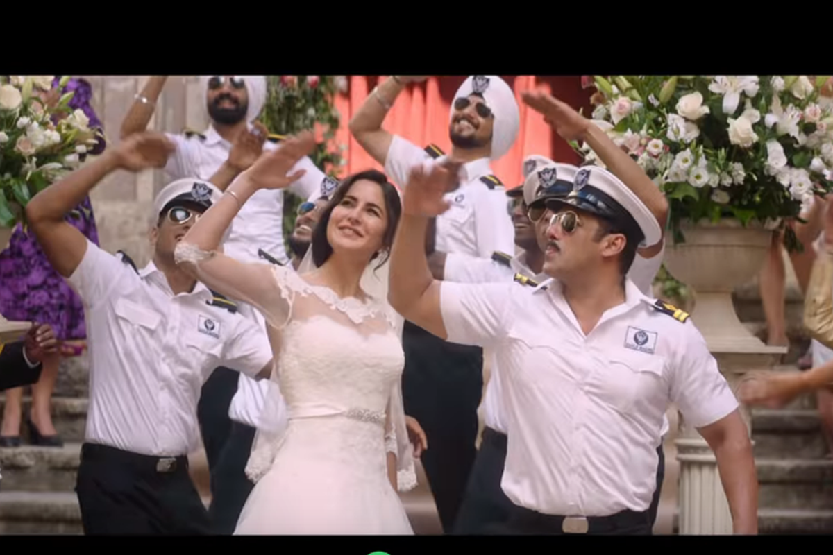 'Zinda' Song – Bharat | Salman Khan | Julius Packiam & Ali Abbas Zafar ft. Vishal Dadlani