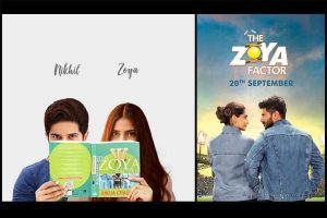 The Zoya Factor, starring Dulquer Salmaan & Sonam Kapoor, final release date locked