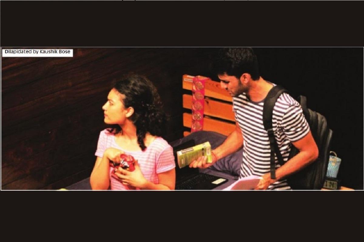 Drama, Theatre, Girish Karnad, Kaushik Bose, Tughlaq, Dilapidated, Urubhangam, Bhasa, Agni aur Barkha, Prem Kabootar, Manav Kaul