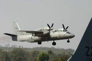 Search for missing IAF AN-32 aircraft enters third day