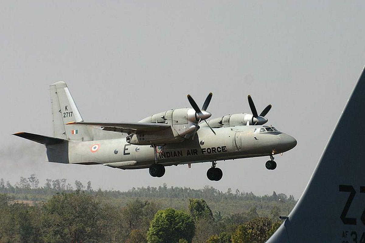 IAF AN-32, IAF Aircraft, Missing AN-32, Missing IAF plane