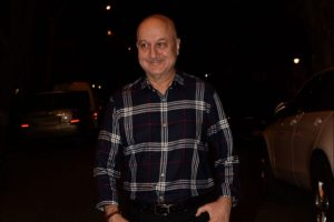 Anupam Kher's autobiography to be out on August 5