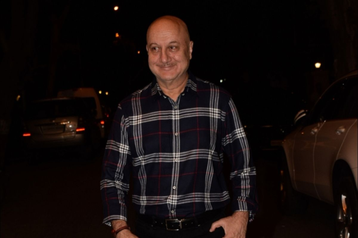 Anupam Kher, Lessons Life Taught Me, Hay House, Penguin Random House, National School of Drama, Anil Kapoor, Rishi Kapoor