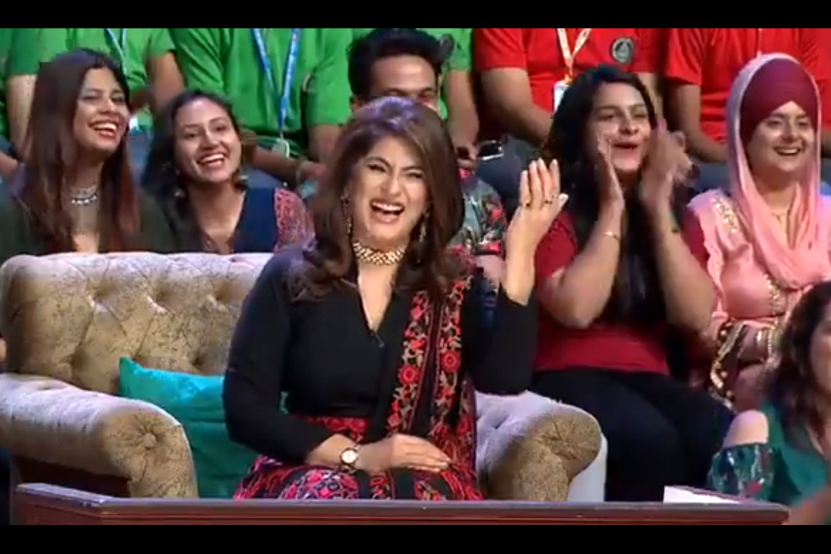 Anupam Kher, Archana Puran Singh, Ladaai, Sony Entertainment Television, The Kapil Sharma Show, Deepak Shivdasani, Kirron Kher, Esha Gupta, One Day: Justice Delivered