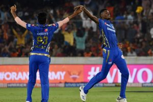 Windies bowler Alzarri Joseph starts rehab under watchful eyes of Mumbai Indians physio