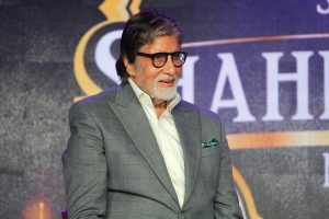 Big B feels blessed to work with young, fresh talent