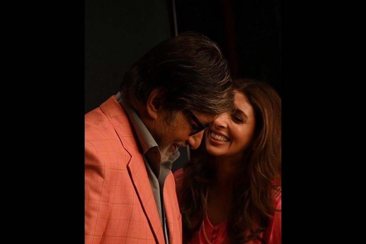 Amitabh Bachchan, Shweta Bachchan Nanda, Throwback Picture, Pink, Shoojit Sircar, Gulabo Sitabo
