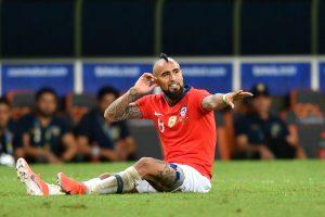 2019 Copa America: Chile beat Ecuador 2-1 to qualify for quarters