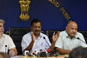 Two DMRC proposals on free travel for women: Arvind Kejriwal