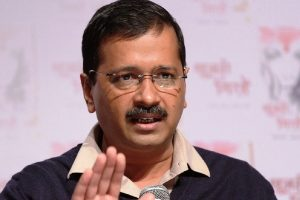 Arvind Kejriwal asks officials to take all measures to curb waterlogging
