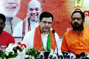 Both BJD, BJP hard pressed to explain RS candidature of Ashwini Vaishnav