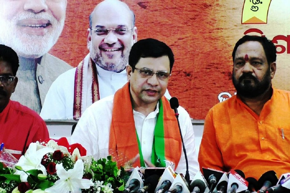 BJD, BJP, Ashwini Vaishnav, Bhubaneswar, Congress, Rajya Sabha, Naveen Patnaik, Narendra Modi, Amit Shah