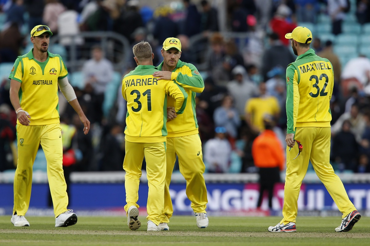 ICC Cricket World Cup 2019: Aaron Finch's ton guides Australia to victory against Sri Lanka