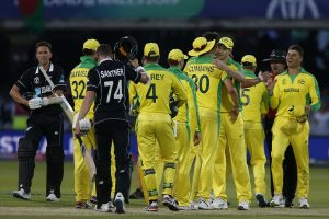 Carey, Starc lead Australia to 86-run win over New Zealand