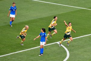 FIFA Women's World Cup 2019: Australia beat Brazil in a remarkable comeback