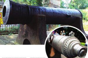 Bengal's artillery