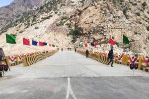 BRO completes road project, reaching Nelong valley becomes convenient