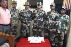 Heroin worth Rs 25 crore recovered by BSF on border