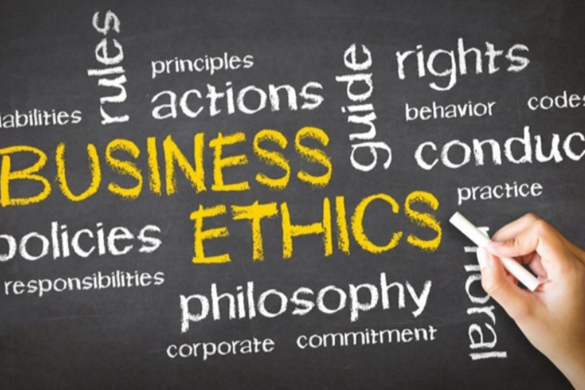 Right way to teach ethics