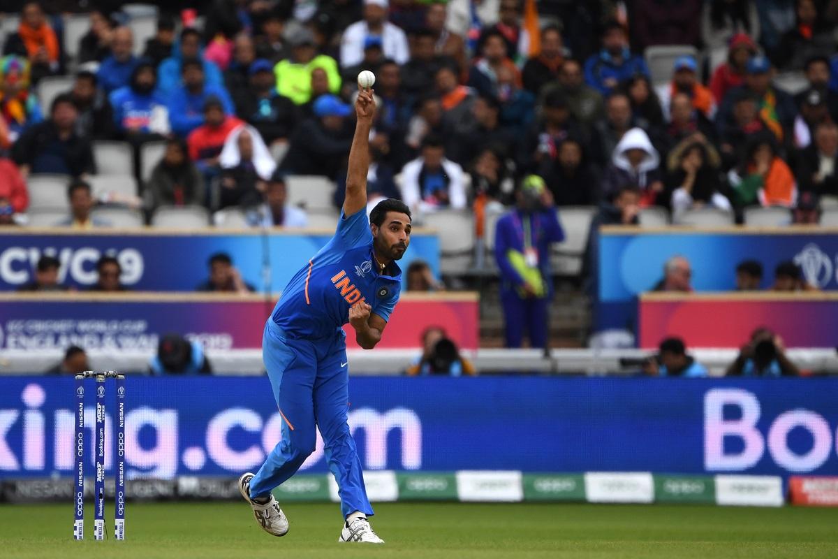 Bhuvneshwar Kumar out for next 2-3 matches due to hamstring injury: Virat Kohli
