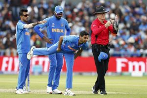 Indian physios working closely with injured Bhuvneshwar Kumar