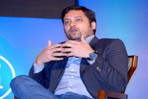 Flipkart co-founder Binny Bansal sells part stake to Walmart for 531 cr