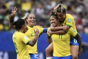 FIFA Women's World Cup 2019: Cristiane Rozeira's hat-trick wins it for Brazil