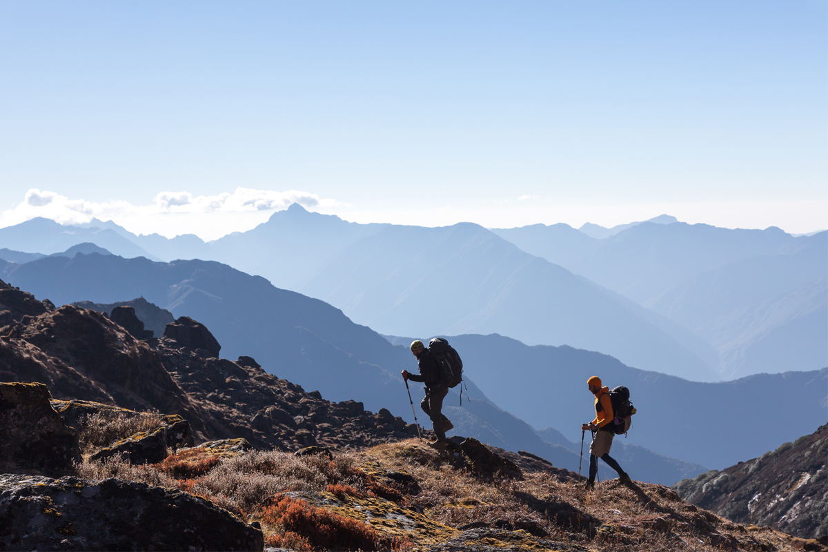 Nature, Climbing, Mountain