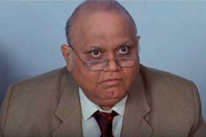 Veteran model, comedian, theatre and films actor Dinyar Contractor passes away