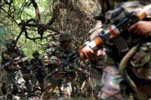SSB jawan killed in Naxal attack in Dumka, 5 ultras shot