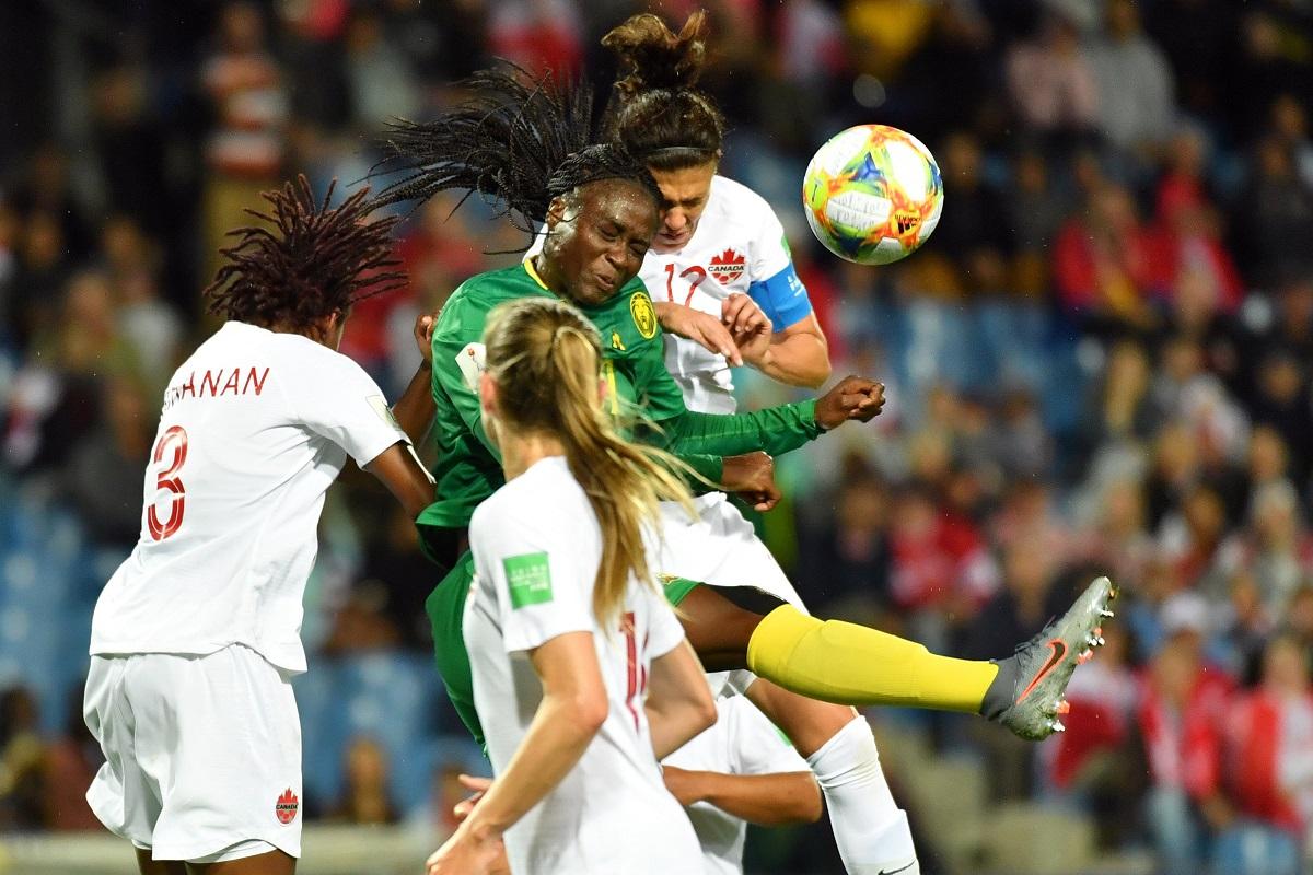 Women's World Cup 2019, FIFA, Canada, Cameroon, Kadeisha Buchanan