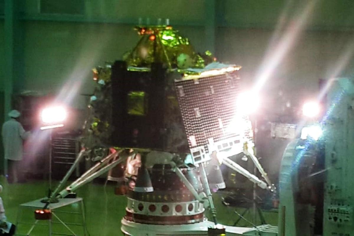ISRO, Jitendra Singh, Chandrayaan-2, Chandrayaan-1, Indian Space Research Organisation, Chandrayaan