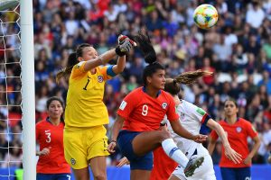FIFA Women's World Cup 2019:  Chile's Christiane Endler shines in loss to United States