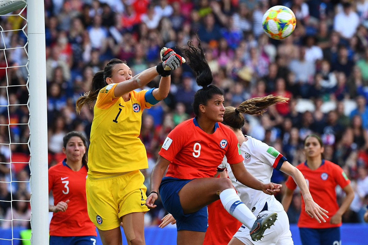 Women's World Cup 2019, FIFA, Christiane Endler, Chile, United States