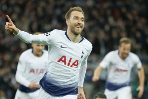 Christian Eriksen expresses desire to leave Tottenham
