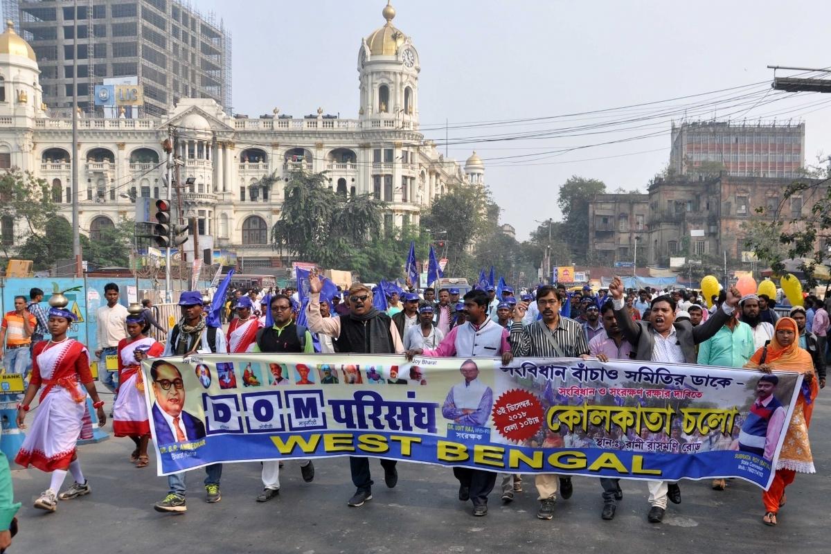 Dalits, Dalit movement, caste system, Vedas, Ambedkar