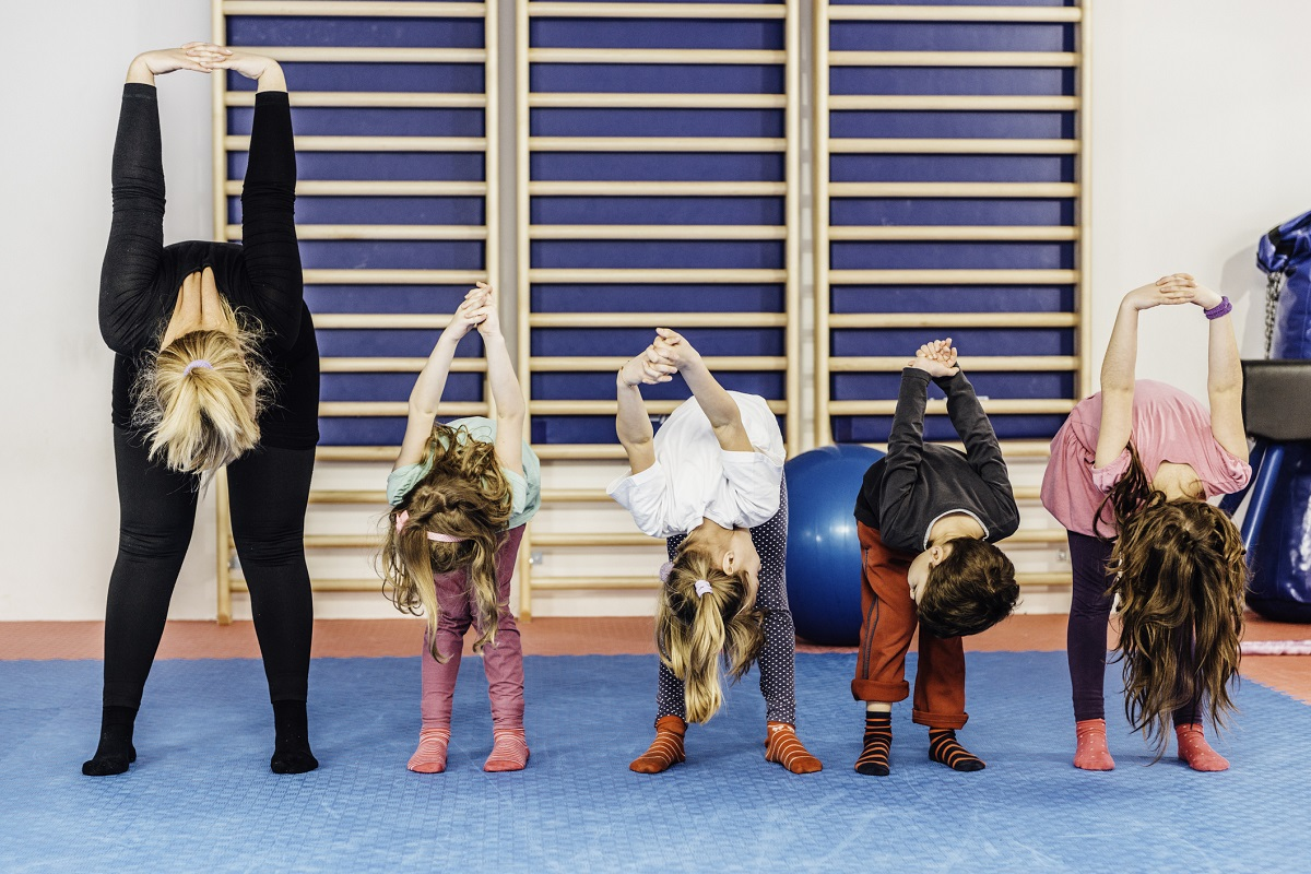 Dance and movement as a therapy for autistic children