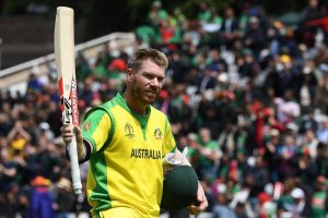 CWC 2019: David Warner's 166 helps Australia post 381 against Bangladesh