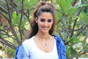 Disha Patani does perfect cartwheel with one hand