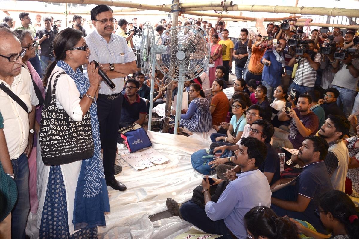 Doctors resignation, En masse, West Bengal, NRS protest, Doctors strike